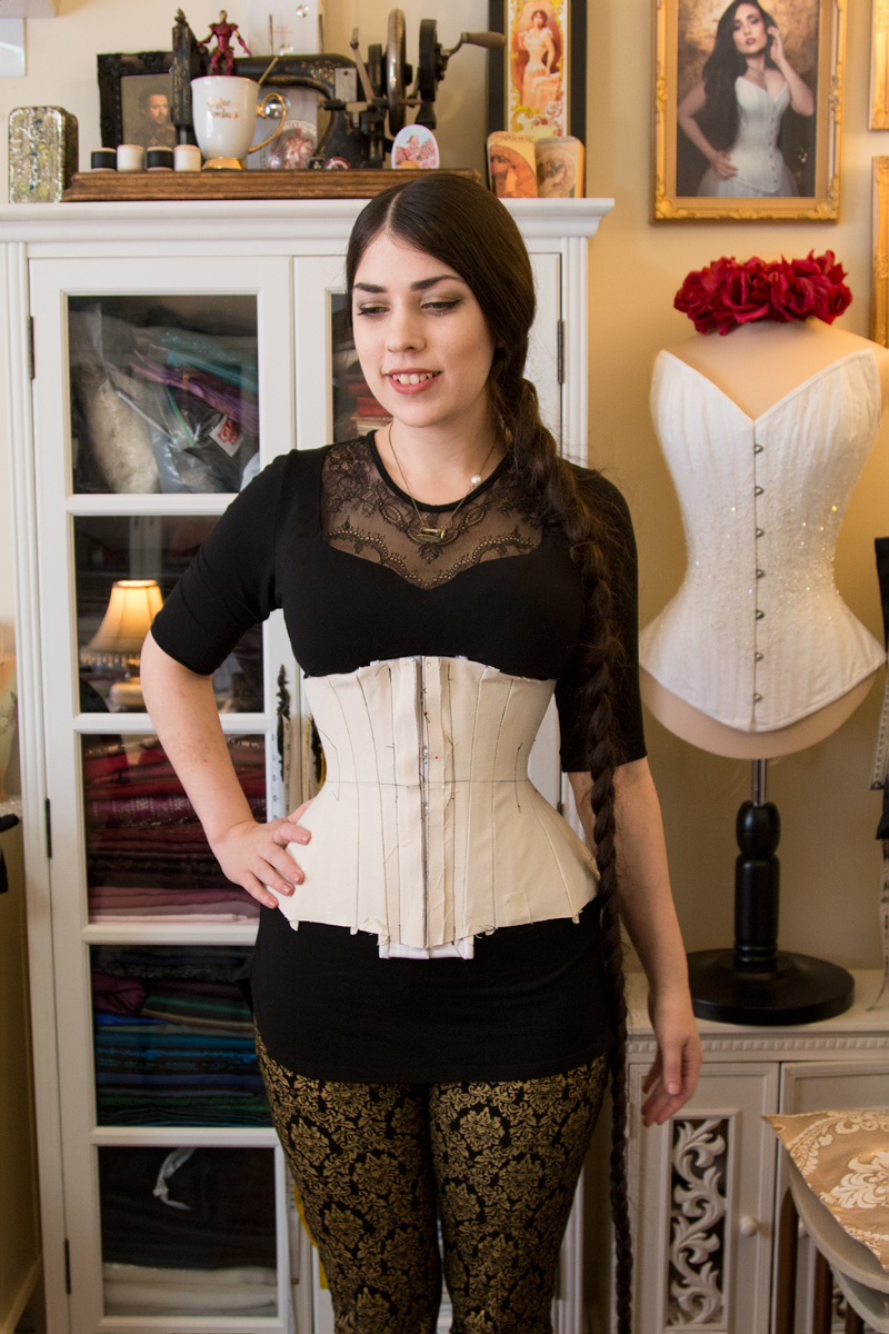 Corsetry for Beginner's class