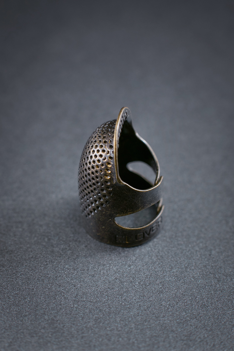 Clover Open Sided Adjustable Thimble