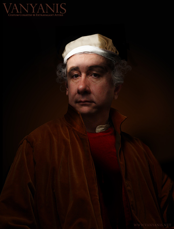 Rembrandt, Mark Boyle c 2009