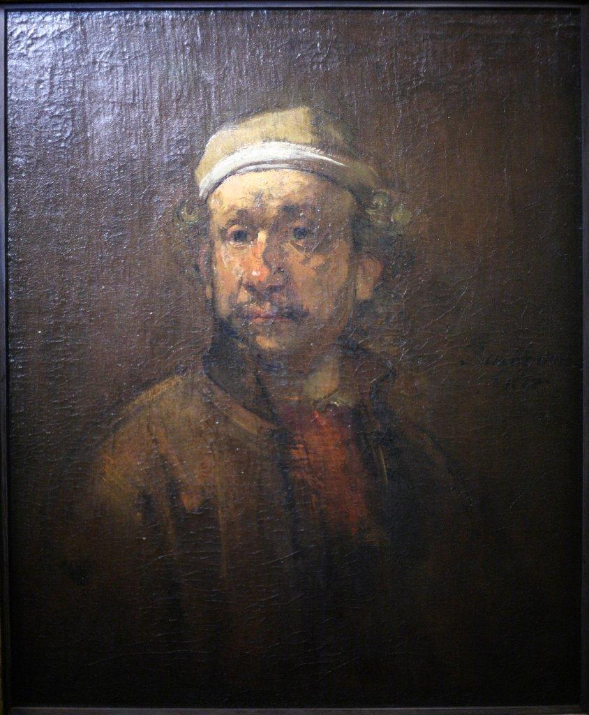 Rembrandt, Rembrandt Studio c 1660