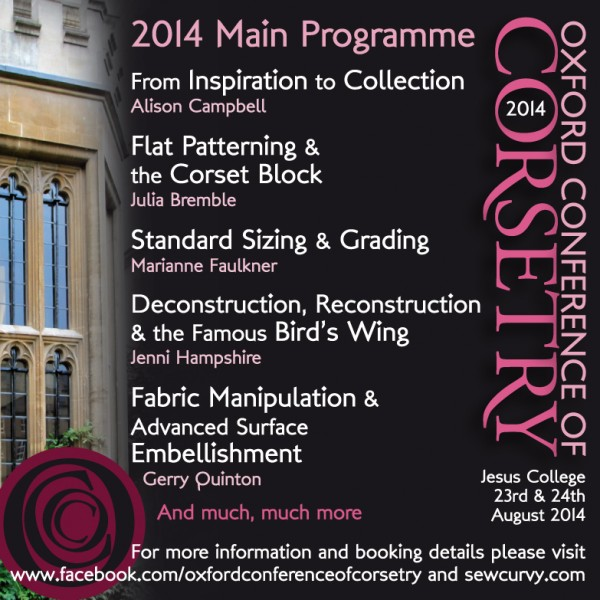 © Oxford Conference of Corsetry