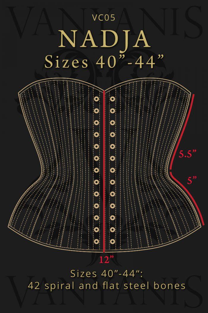 Nadja-corset-specs-back-40-44