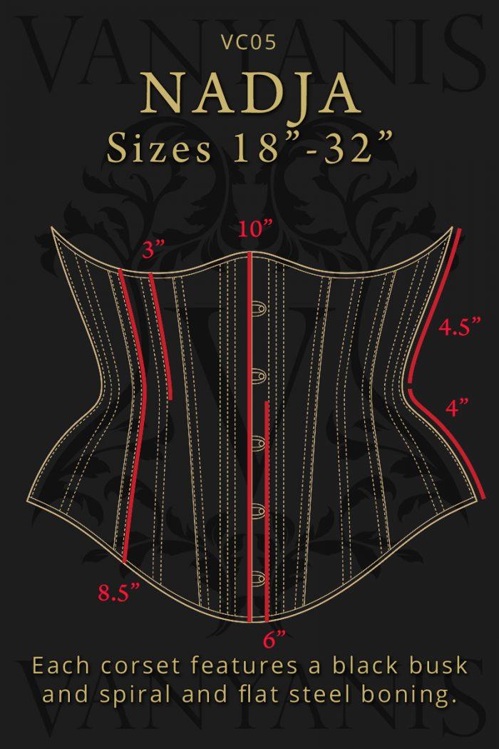Nadja-corset-specs-front-18-32