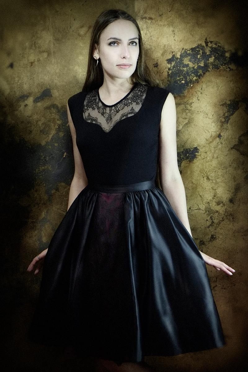 Ebonique Collection by Vanyanis. Model: Karolina Laskowska © Jenni Hampshire