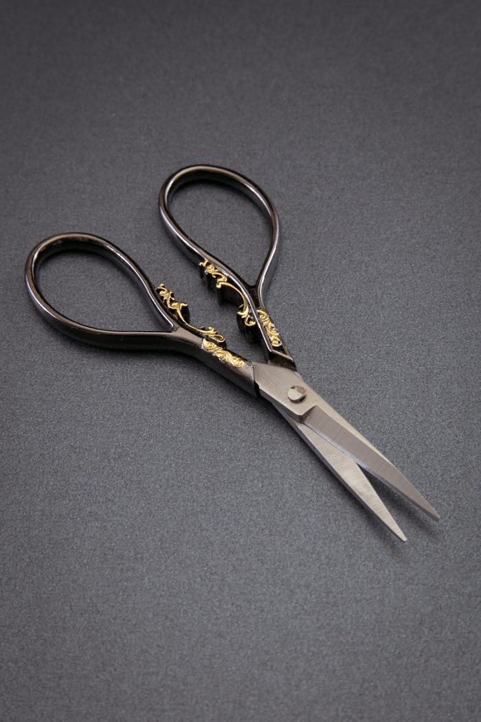 Ornate Embroidery Scissors